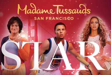 Madame Tussauds San Francisco Stars