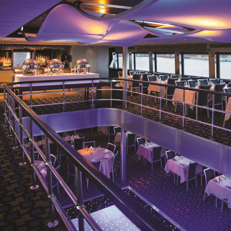Ship dining room