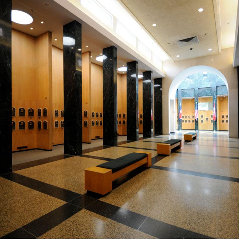 Inside the National Baseball Hall of Fame