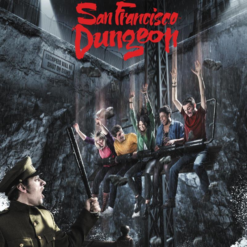 Madame Tussauds San Francisco Dungeon