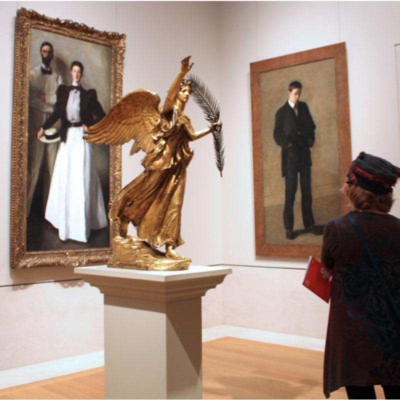 Augustus Saint-Gaudens Statue