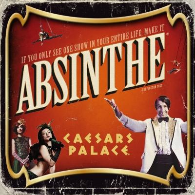 Absinthe at Caesars Palace