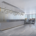 Lounge at TRYP by Wyndham Miami Bay Harbor